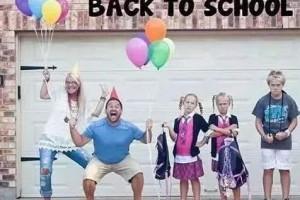 多地幼儿园开学家长开端别离焦虑网友邓超送娃去幼儿园也哭
